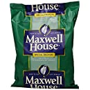 Maxwell House Special Delivery Grount Coffee, Decaffeinated, 1.3-Ounce Packages (Pack of 42)