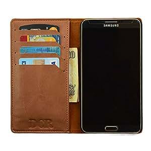 DCR PU Leather Flip Case Cover For HTC Desire V / Desire X