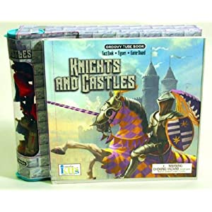 Groovy Tubes: Knights and Castles (Groovy Tube Books) Kate Torpie and Thomas Denmark