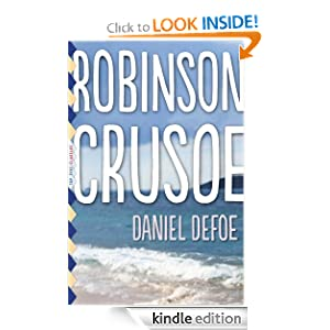 Robinson Crusoe (Illustrated)