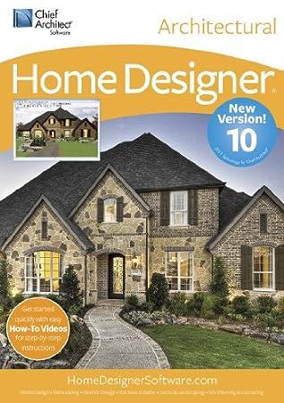 Chief Architect Home Designer Architectural 10 [Download]