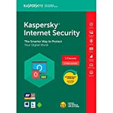 Kaspersky Internet Security 2018 - 3 Devices / 2 Year Coverage (Key Card)