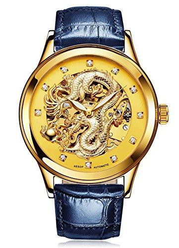 aesop-switzerland-watches-men-brand-automatic-mechanical-luminous-watch-hollow-golden-watchblue
