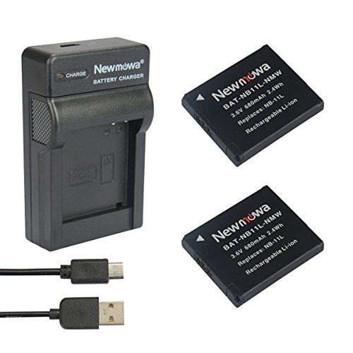 newmowar-nb-11l-battery-2-pack-and-portable-micro-usb-charger-kit-for-canon-nb-11l-and-canon-powersh