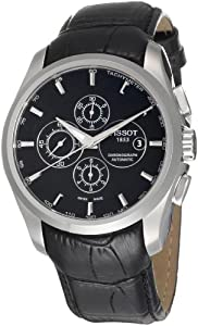 Tissot Couturier Chronograph Automatic T0356271605100 Gents Watch