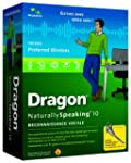 Dragon NaturallySpeaking preferred wi...