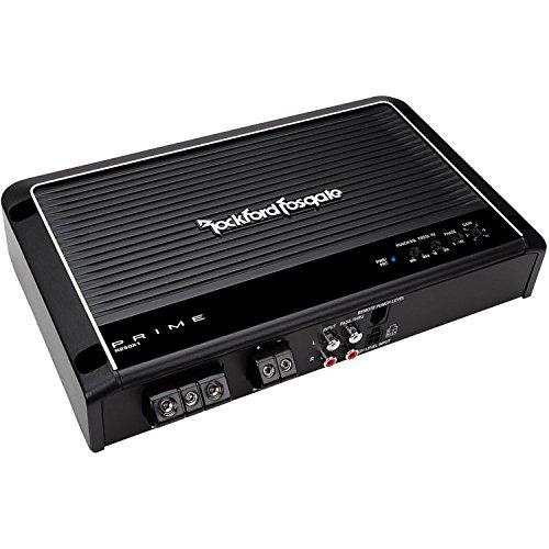 Rockford Fosgate Prime R500-1 500-Watt Mono Amplifier
