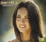 2011--Mikaela-in-Transformers--Wall-Calendar