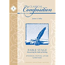 Classical Composition, Fable Stage, Instructional DVDs