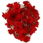 Artificial Azalea Garland Silk Flower...
