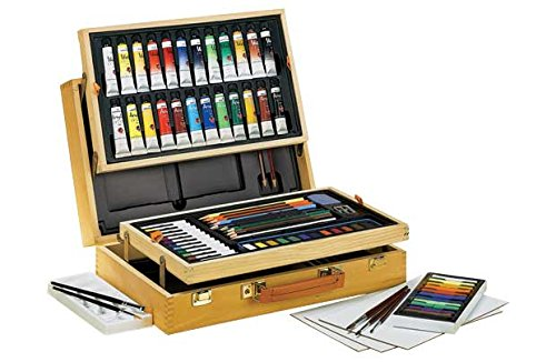 Bizili Starter 80 Piece Art Boxed Set