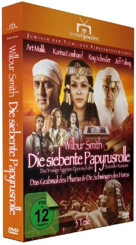 Die siebente Papyrusrolle, Teil 1-3 (Fernsehjuwelen) [2 DVDs]