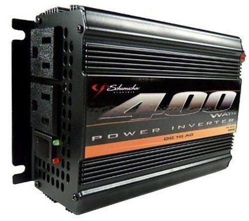 New Electric 400 Watt Power Inverter Input 10.5-15.5V Dc To Output 110-120V Ac