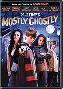 R.L. Stine's Mostly Ghostly by Universal Studios