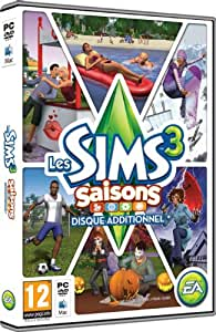 Les Sims 3 : saisons - disque additionnel