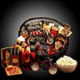 Hes A Motorcycle Man Gift Basket