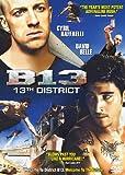 B13, 13th District [2004] Cyril Raffaelli, David Belle, Tony D'Amario DVD