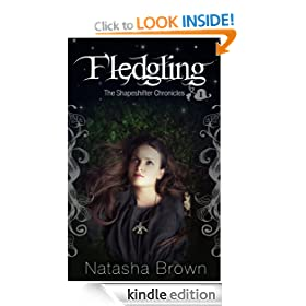 Fledgling (The Shapeshifter Chronicles Book 1; Young Adult Paranormal Romance)