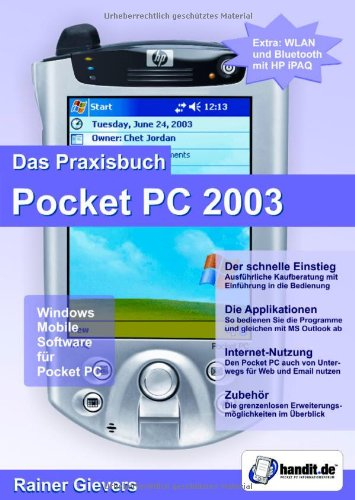 Das Praxisbuch Pocket PC 2003