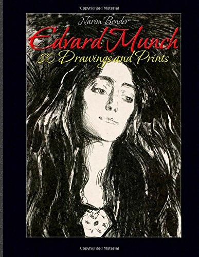 Edvard Munch: 80 Drawings and Prints