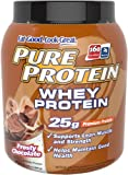 Pure Protein Whey Protein Chocolate Frosty, 2 lb