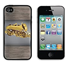 buy Msd Apple Iphone 4 Iphone 4S Aluminum Plate Bumper Snap Case Saxophone Vintage For Text On Grunge Background Image 19337423