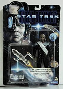 Star Trek Lt. Commander Worf 1996