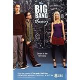 Big Bang Theory, The Poster TV B 27x40 Johnny Galecki Jim Parsons Simon Helberg