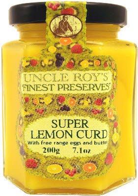 Uncle Roys Super Lemon Curd