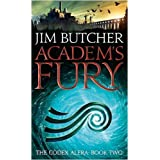 Academ's Fury: The Codex Alera: Book Twoby Jim Butcher
