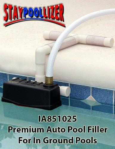 Ia851025 Staypoollizer Premium In Ground Pool Automatic Water Leveler