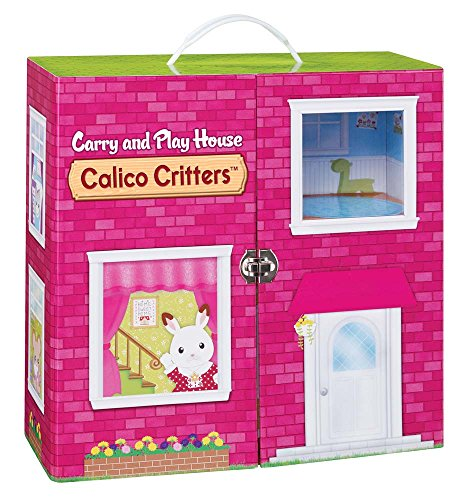 Calico Critters Carry and Play House (Critter House compare prices)