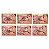 6 (Pack) Beauche Gluta Whitening Beauty Bar Soap 90g Fast Shipping!!
