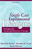 img - for Single Case Experimental Designs: Strategies for Studying Behavior Change (3rd Edition) book / textbook / text book