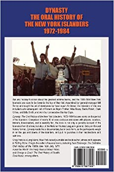 Dynasty: The Oral History of the New York Islanders, 1972-1984Paperback– October 10,