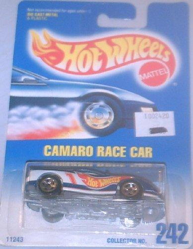 Hotwheels # 242 Camaro Race Car