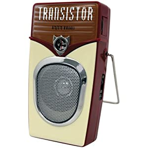 NORTHPOINT 190500 RETRO TRANSISTOR (190500) -