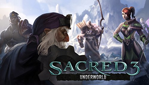 Sacred 3 DLC - Underworld Pack  [Online Game Code]