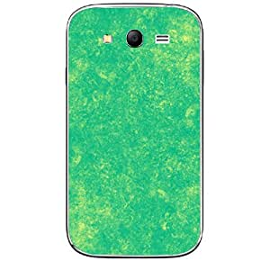Skin4gadgets Royal English Pastel Colors in Grunge Effect, Color - Yellow Lime Phone Skin for SAMSUNG GALAXY GRAND NEO ( GT-I9060I )