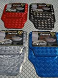 NISSAN PIXO / NOTE Car Mats -Checkered Plate PVC Rubber 4 Piece Set - RM 700N