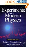Experiments in Modern Physics, Second Edition