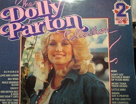 DOLLY PARTON - The Dolly Parton Collection (2 Record Set) - Zortam Music