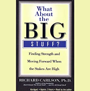 What About the Big Stuff? Hörbuch