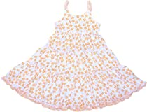 Noko Baby Lalaka Dress in Tangerine size XS (12-24 Months)