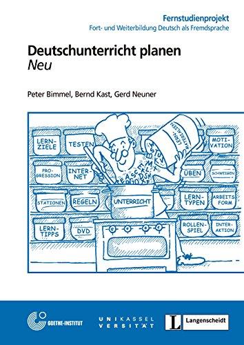 Deutschunterricht planen Neu