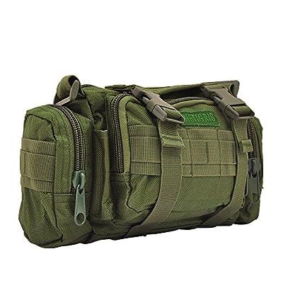OneTigris 1000D Outdoor Men Military Duffle Assault Combined Backpack Rucksacks Sport Molle Camping Travel Hiking Trekking Bag