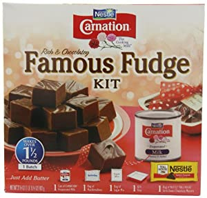 Carnation Famous Fudge Kit, 1.97-Pound Kits (Pack of 2)