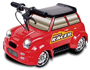 Kid Motorz 24V Mini Racer Ride On, Red