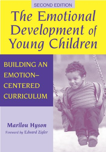 The Emotional Development of Young Children: Building an...