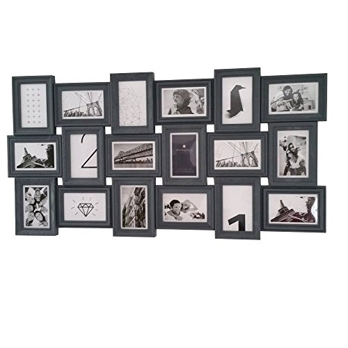 Cadre photos pele mele design cadre photo p lem le mural - Pele mele style industriel ...